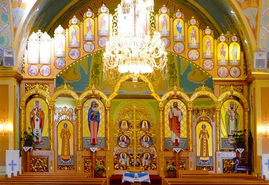 Cathedral Iconostas