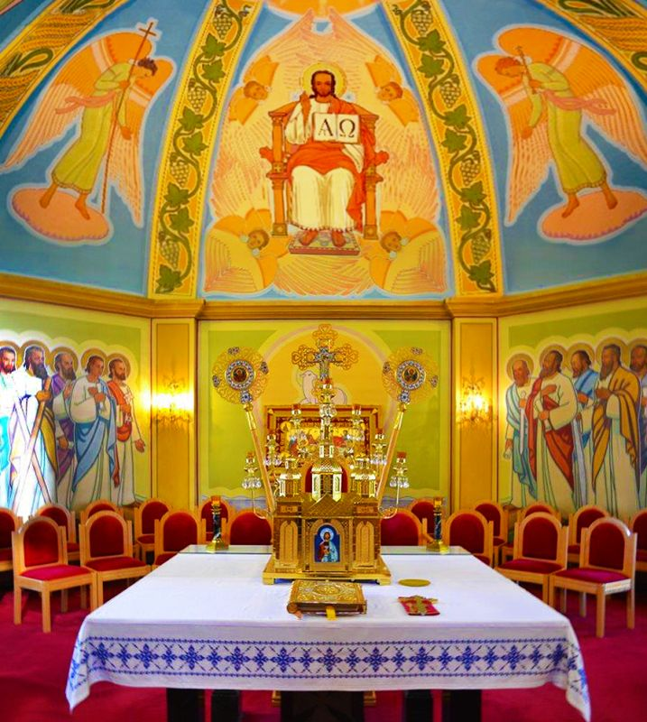 Cathedral Sanctuary and Tabernacle