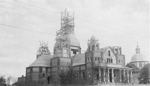 Historscal 1939 cathedral construction