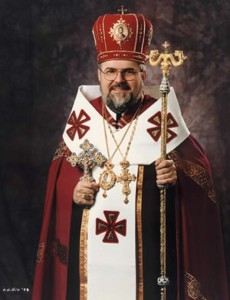 Bishop Lawrence Huculak, OSBM