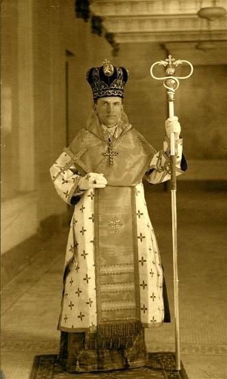Blessed Bishop Martyr Nykyta Budka