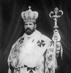 Metropolitan Andrey Sheptytsky