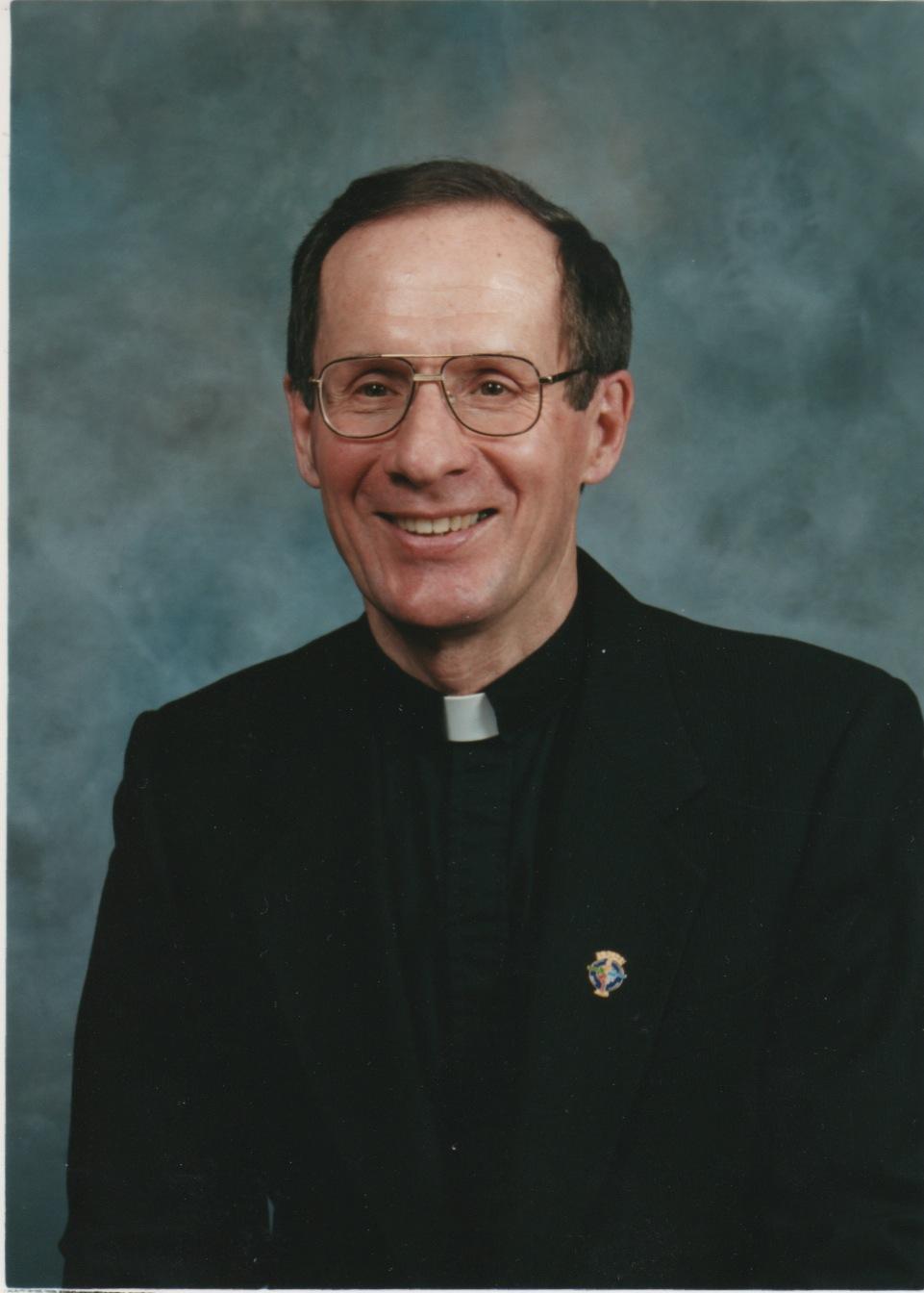 +Right Reverend Father William (Bill) Hupalo