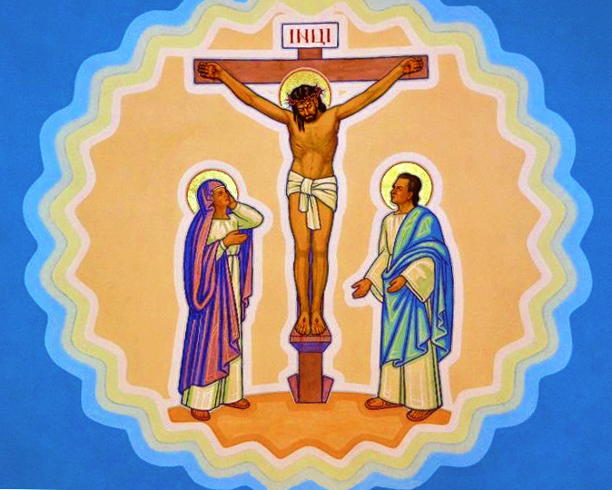 The Crucifixion of our Lord