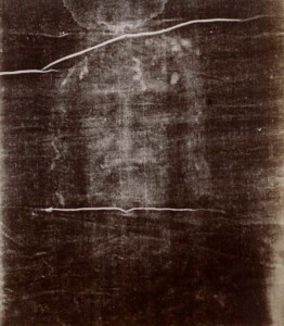 Face of The Shroud of Turin