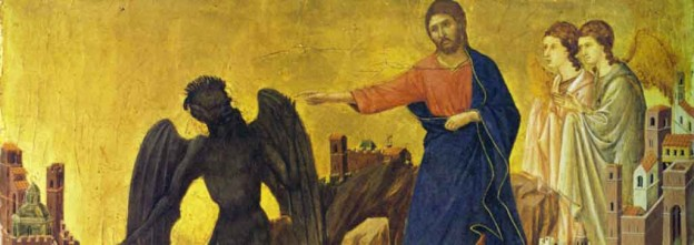 Devil's Temptation of Christ