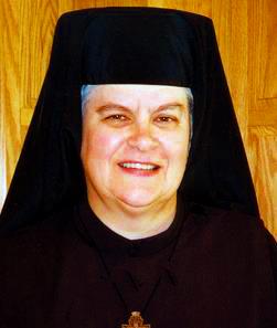 Sister Theodosia March 13, 1947 – April 14, 2015.