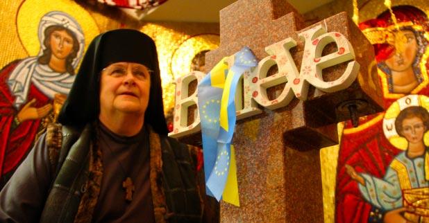 † Sister Theodosia - March 13, 1947 – April 14, 2015.