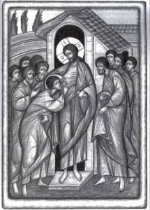 Thomas Sunday the 2nd Sunday of Holy Pascha