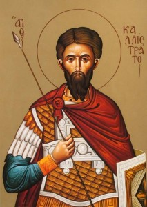 Holy Martyr Callistratus