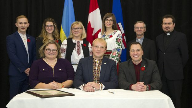 Alberta's Ukrainian-Canadian Heritage Day Act