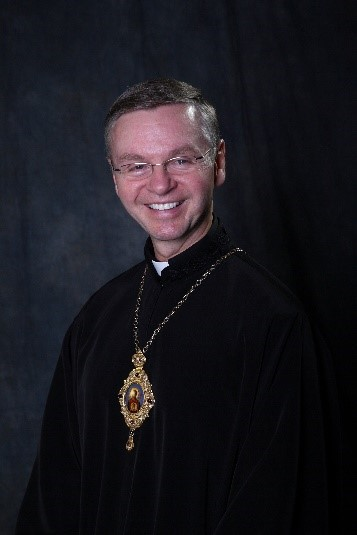 His Excellency, David Motiuk, Eparch of the Edmonton