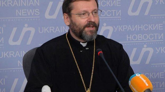 Beatitude Sviatoslav Shevchuk