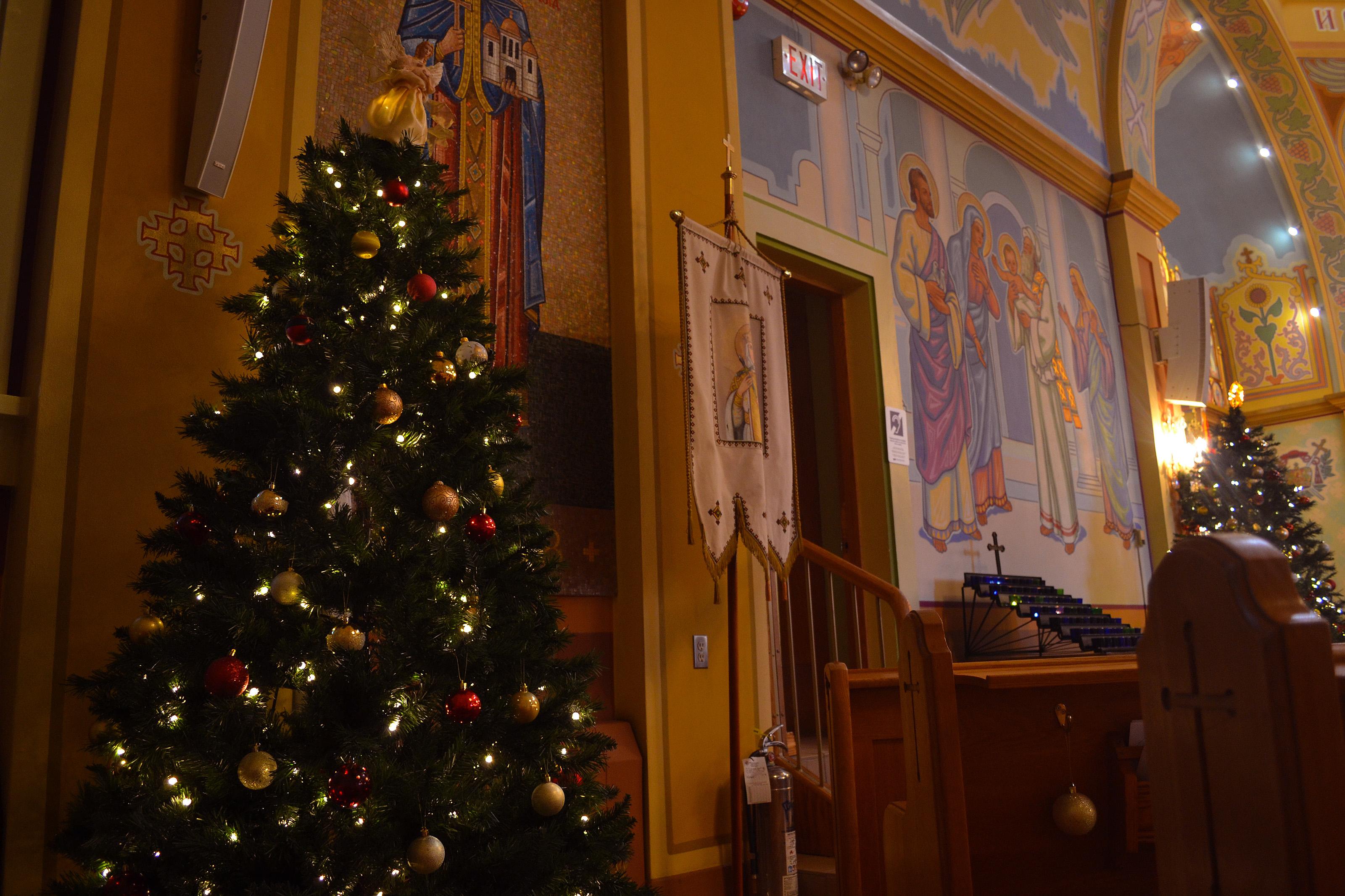 Christmas at St. Josaphat's