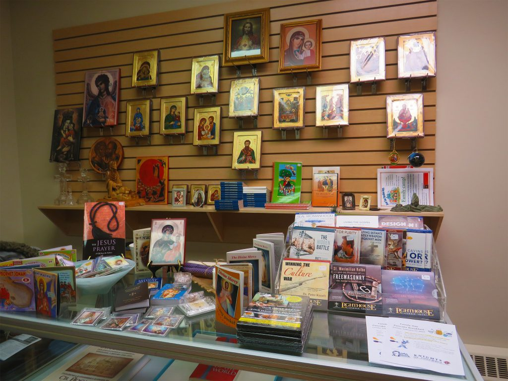 St. Josaphat's Book Store