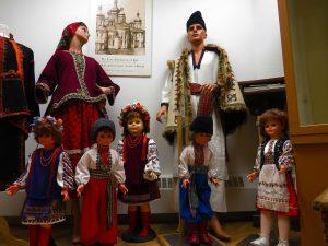 UCWLC Museum Figures