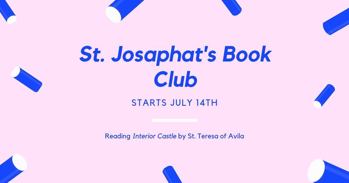 St. Josaphat's Book Club